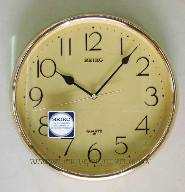นาฬิกาแขวน SEIKO ขนาด 11 นิ้ว รุ่น QXA001Y