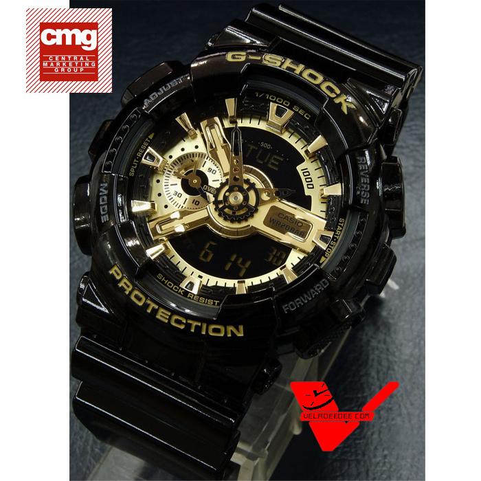 นาฬิกา CASIO G-SHOCK  (คาสิโอ จี ช็อค) GA-110GB-1ADR  (ประกัน CMG ศูนย์เซ็นทรัล1ปี)