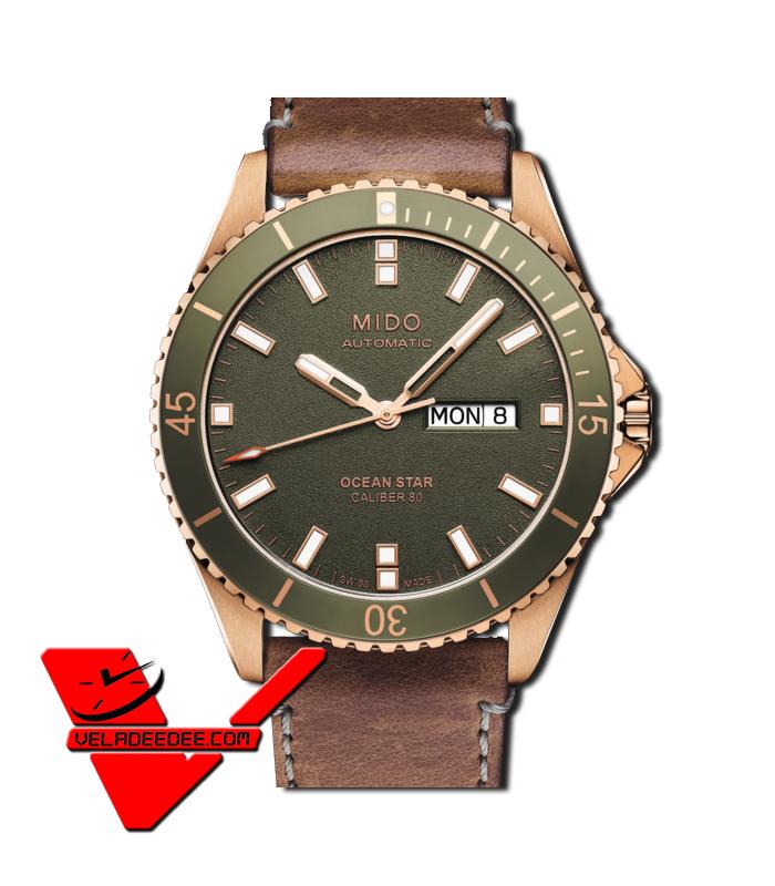 นาฬิกากีฬาผู้ชาย MIDO Ocean Star รุ่น M026.430.36.091.00