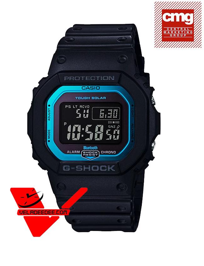 Casio G-Shock Limited Edition ( ประกันCMG ) สายเรซิ่น รุ่น GW-B5600-2DR